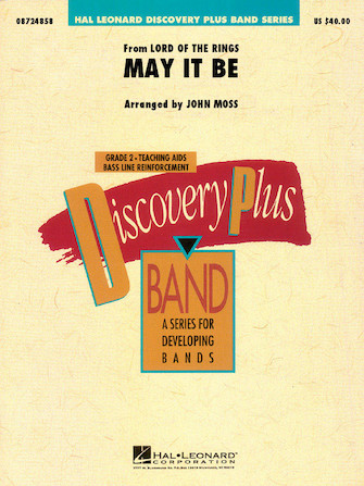 Product Cover for May It Be (from The Lord of the Rings)
