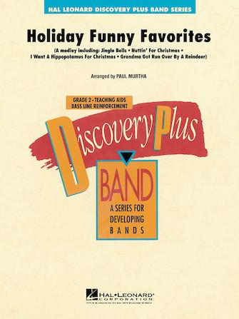 Holiday Funny Favorites Hal Leonard Online