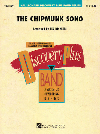 Product Cover for The Chipmunk Song
