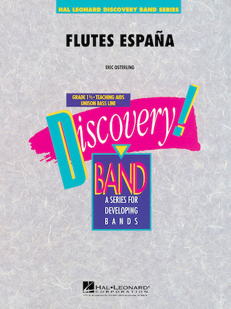 Product Cover for Flutes España