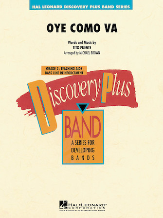 Product Cover for Oye Como Va