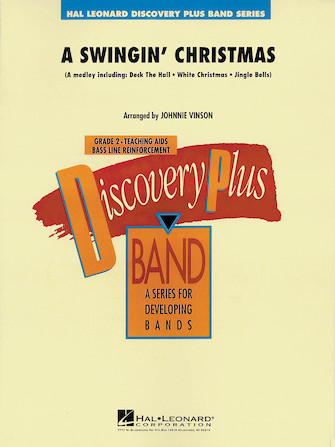 Product Cover for A Swingin' Christmas