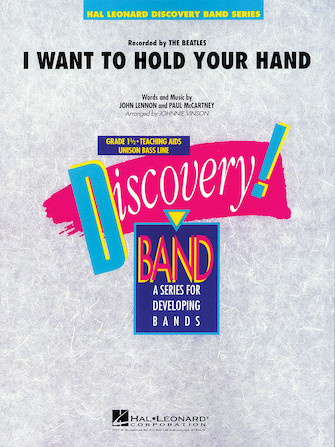 Product Cover for I Want to Hold Your Hand