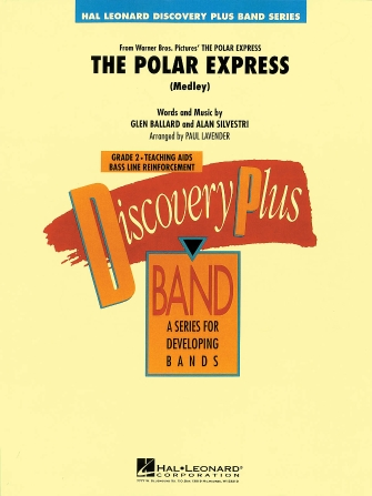 Product Cover for The Polar Express (Medley)