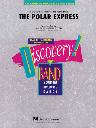 Product Cover for The Polar Express (Main Theme)