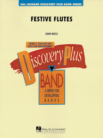 Product Cover for Festive Flutes