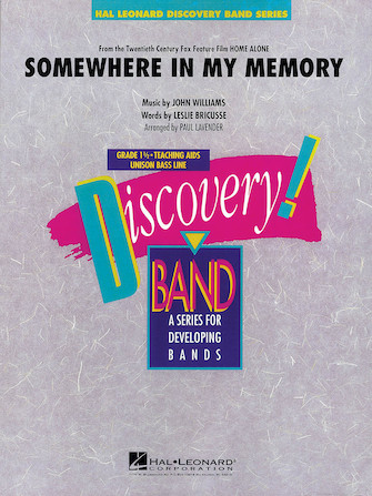 Product Cover for Somewhere in My Memory