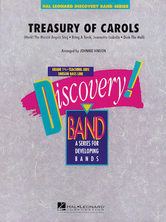 Product Cover for Treasury of Carols