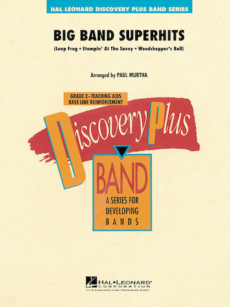 Product Cover for Big Band Superhits