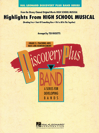 "Product Cover for Highlights from ""High School Musical"""