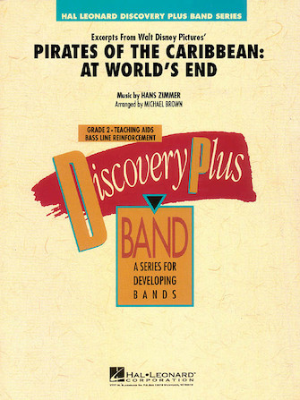 Product Cover for Pirates of the Caribbean: At World's End (Excerpts from)