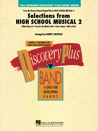 Product Cover for Selections from High School Musical 2