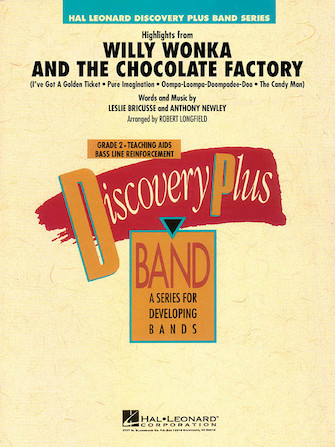 Product Cover for Highlights from Willy Wonka & The Chocolate Factory