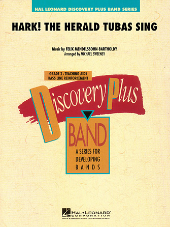 Product Cover for Hark! The Herald Tubas Sing