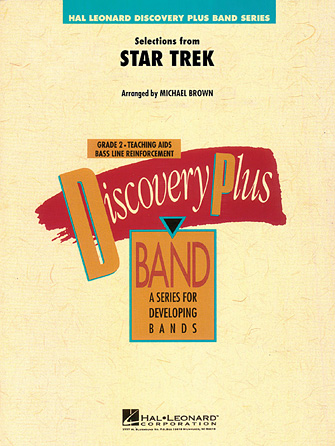 Product Cover for Selections from Star Trek