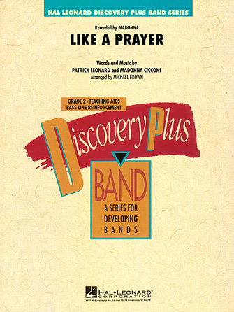 Product Cover for Like a Prayer