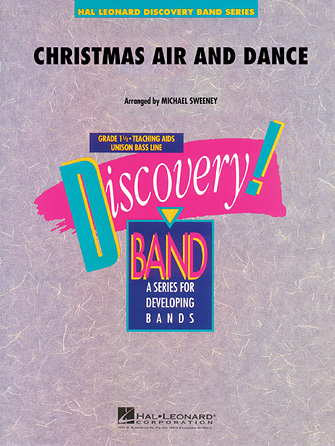 Product Cover for Christmas Air and Dance