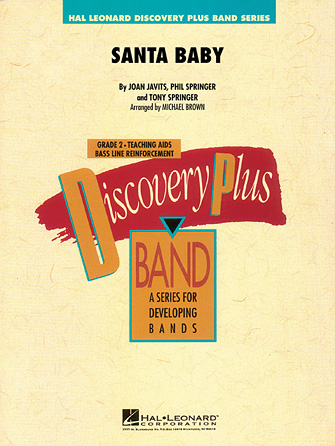 Product Cover for Santa Baby