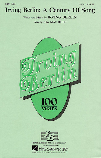 Product Cover for Irving Berlin: A Century of Song (Medley)