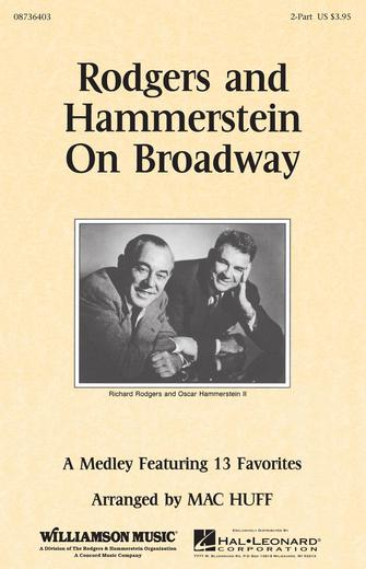 Product Cover for Rodgers and Hammerstein on Broadway (Medley)