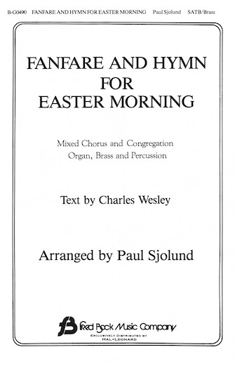 Product Cover for Fanfare and Hymn for Easter Morning
