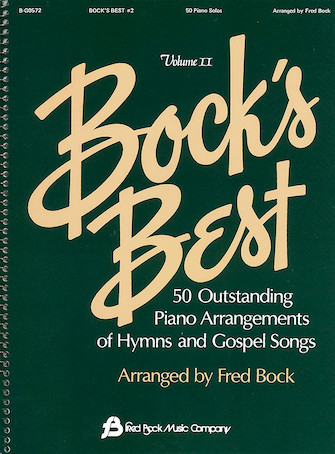 Product Cover for Bock's Best – Volume 2