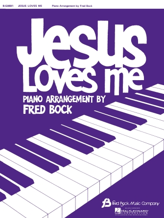 Product Cover for Jesus Loves Me