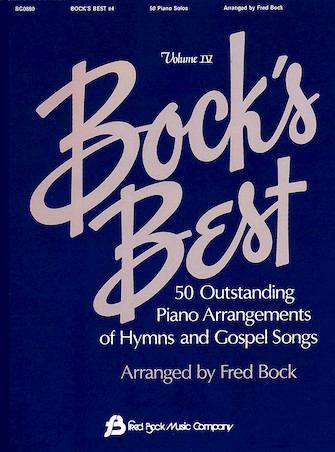 Product Cover for Bock's Best – Volume 4