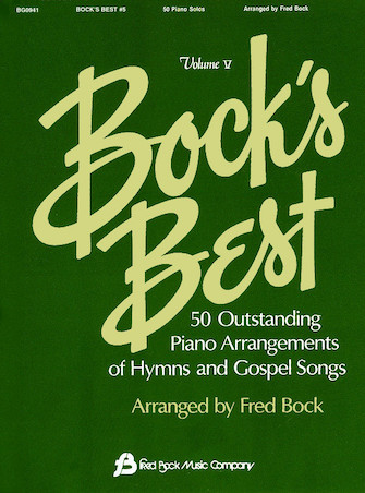 Product Cover for Bock's Best – Volume 5