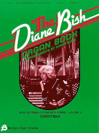 Product Cover for The Diane Bish Organ Book – Volume 3