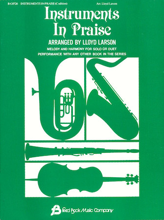 Product Cover for Instruments In Praise - C Instrumental Solos/Duets