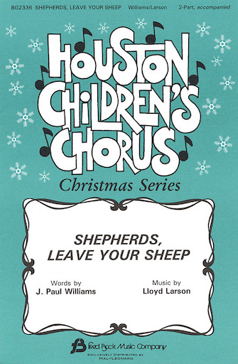 Product Cover for Shepherds, Leave Your Sheep