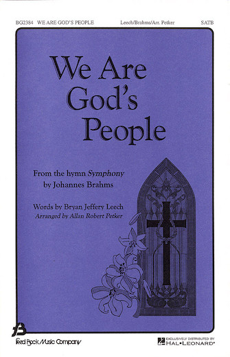 Product Cover for We Are God's People