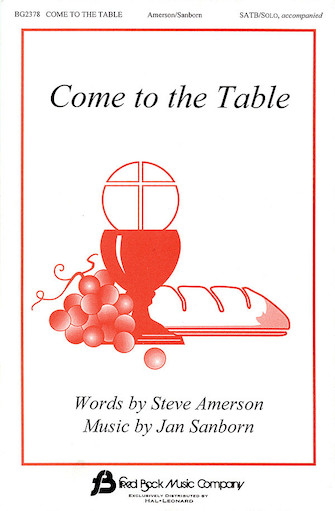 Product Cover for Come to the Table