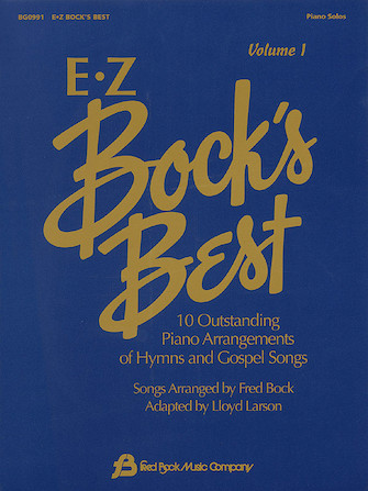 Product Cover for EZ Bock's Best – Volume 1