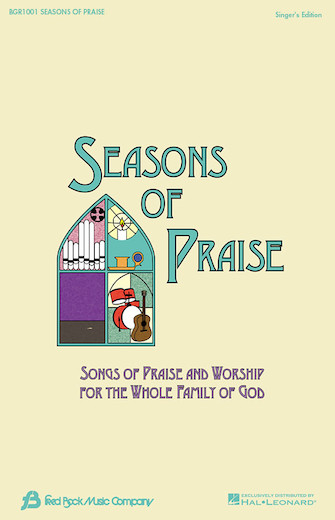 Product Cover for Seasons of Praise – Singer's Edition