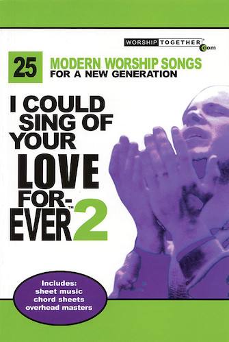 Product Cover for I Could Sing of Your Love Forever – Volume 2
