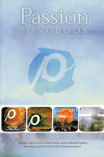 Product Cover for Passion Songbook