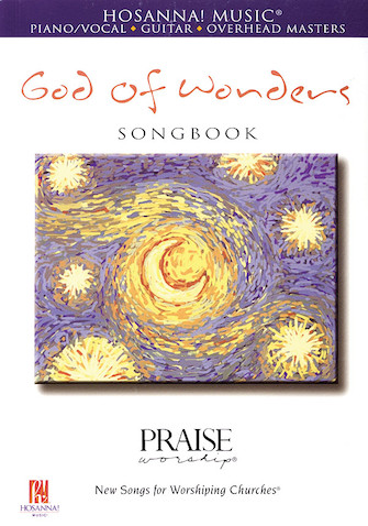 Product Cover for Paul Baloche – God of Wonders