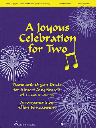 Product Cover for A Joyous Celebration for Two – Volume 2: God & Country