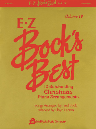 Product Cover for EZ Bock's Best – Volume 4