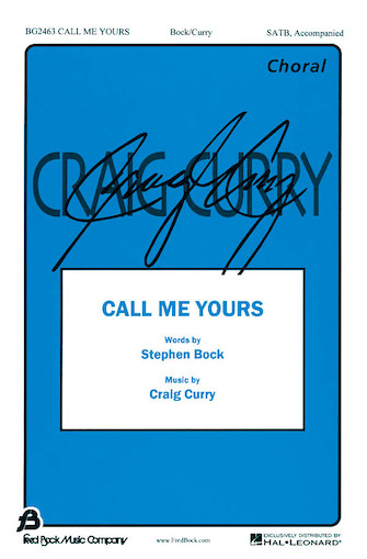 Product Cover for Call Me Yours