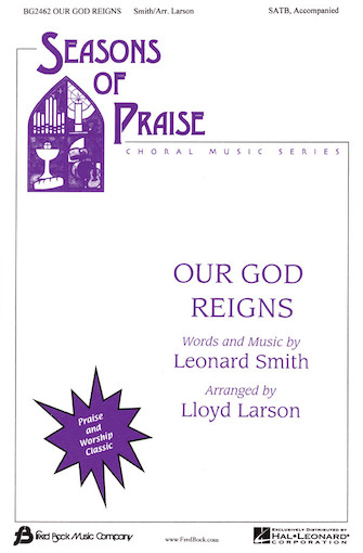Product Cover for Our God Reigns