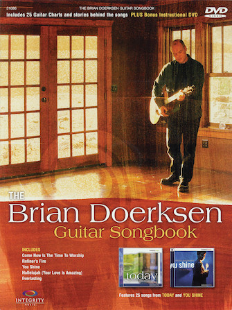 Product Cover for The Brian Doerksen Guitar Songbook