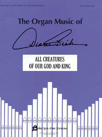 Product Cover for Introduction and Theme and Variations on All Creatures of Our God and King