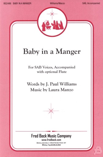Product Cover for Baby in a Manger