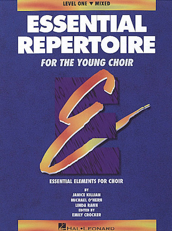 Product Cover for Essential Repertoire for the Young Choir