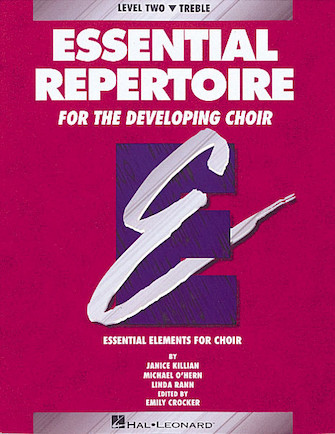 Product Cover for Essential Repertoire for the Developing Choir