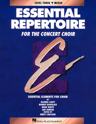 Product Cover for Essential Repertoire for the Concert Choir