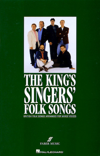 Product Cover for The King's Singers' Folk Songs (Collection)